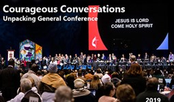 'Courageous Conversations'