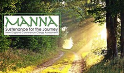 Manna: Eight Year Clergy Assessment